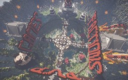 [MEGA HUB] - Japanese village Minecraft Map & Project