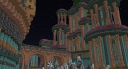 Test - Fantaisy Temple Minecraft Map & Project