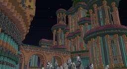 Test - Fantaisy Temple Minecraft