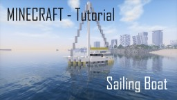 Sailing Boat (full interior) Minecraft Map & Project