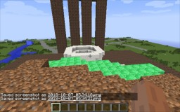 Turkey Dinner at a table Minecraft Map & Project