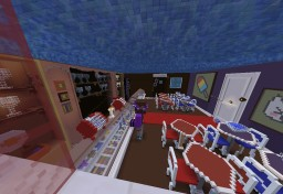 Esconde Esconde: Sorveteria (CCT) Minecraft Map & Project