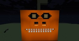 CreeperCraftTNT's Carved Pumpkin Minecraft Map & Project