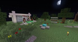 New Spawn Minecraft Map & Project