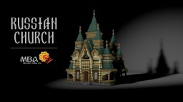 Russian Church Minecraft