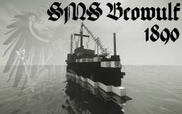 SMS Beowulf Minecraft