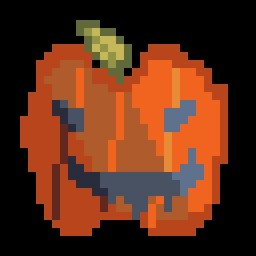Lil' batch of fresh pixel pumpkins picked just for you! ~ Bowmanimmortal Minecraft Blog