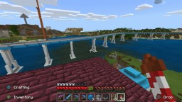 Coronado Bridge Minecraft Map & Project
