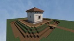 Burgus Ahegg - A roman fort Minecraft