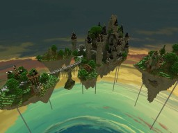 Skylands: Deadmen's Keep Minecraft Map & Project