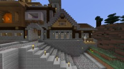 Carpentry Minecraft Map & Project