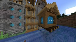 Little House on the River Minecraft Map & Project