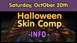 Oct. 20 | Halloween Skin Comp [+trailer] Minecraft Blog Post