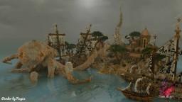 Team Alvyre | Pirate island - Kraken Minecraft Map & Project