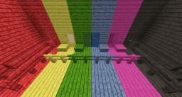 Colorful Wood Minecraft Texture Pack