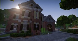 Small cottage  / House / Vacation home Minecraft Map & Project