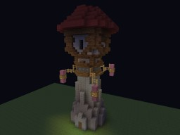 Mage Tower Minecraft
