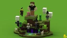 MineMine Hub Minecraft Map & Project