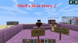The history of my skin... Minecraft Blog Post