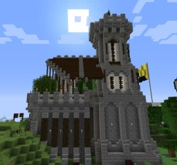 They Built Me a House! Minecraft Blog Post