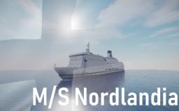 M/S Nordlandia Minecraft Map & Project