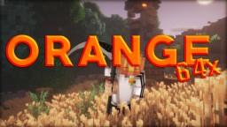 Xedd's Orange 64x Pack Minecraft Texture Pack