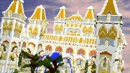 Minecraft | Fantasy Palace Minecraft Map & Project