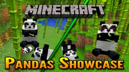 Minecraft 1.14 Village and Pillage Update | Giant Panda Showcase Minecraft Blog Post