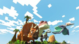 Prehistory The Dinosaurs Club. |Prehistoric Era [DOWNLOAD] Minecraft Map & Project