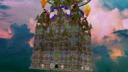 HardCast | Castle project for CraftCore Minecraft