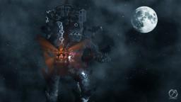 Dark Fantasy Ogre Minecraft Map & Project