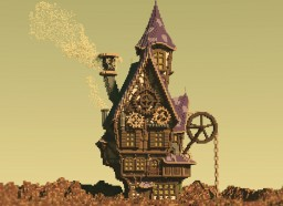 Steampunk Minecraft
