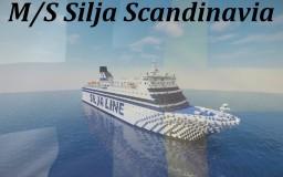 M/S Silja Scandinavia Minecraft Map & Project