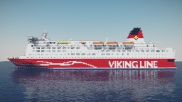 Viking Line M/S Mariella Minecraft Map & Project