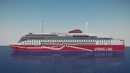 Viking Line M/S NewBuilding Minecraft Map & Project