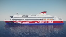 Viking Line M/S Viking XPRS Minecraft Map & Project