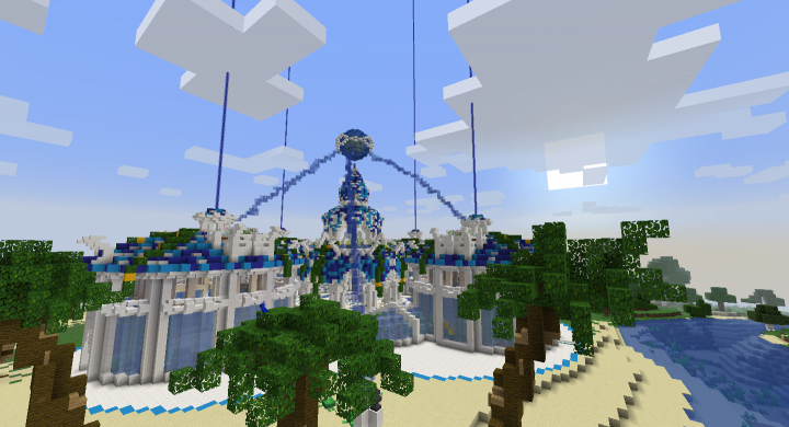 One of our previous spawns - version 1.13