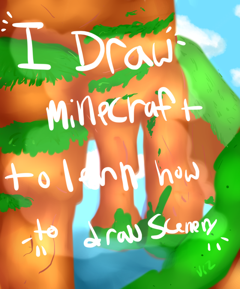 learn to draw minecraft
