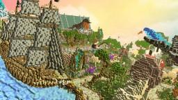 Minecraft   Spawn for xLajtHC.PL Minecraft Map & Project