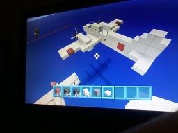 KI 46II Imperial Japanese heavy intercepter Minecraft Map & Project