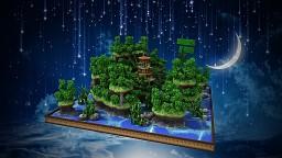 Jungle Hub Minecraft Map & Project
