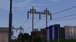 Town Of Fairplay- A Realistic Town Project Minecraft Map & Project