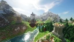 Lásenor - Creative Nation Build Minecraft Map & Project