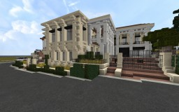 Villa de Palmas Minecraft Map & Project