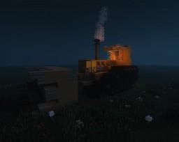machine . 1.12.2 Minecraft Map & Project