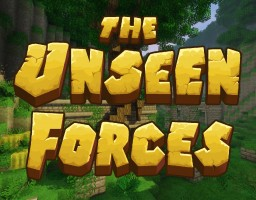 The Unseen Forces III Minecraft Map & Project