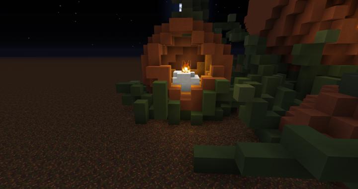 Jack o' Lantern Minecraft Map
