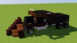 MythBusters Duckbill Truck Minecraft Map & Project