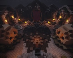 Minecraft Hallowen Lobby ! 1.12.2 Minecraft Map & Project