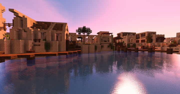 Popular Server Project : Khayr - the Egyptian City